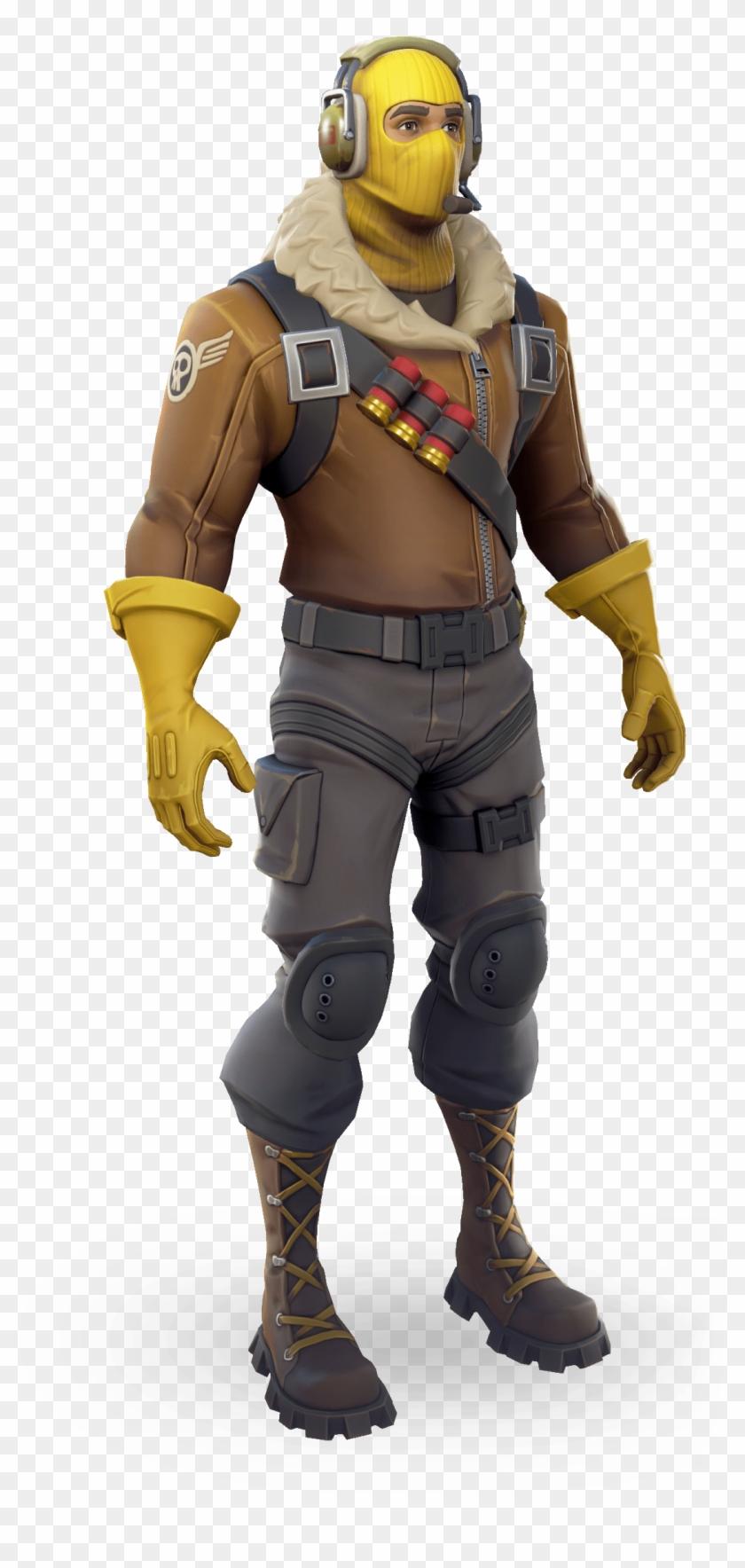 Image Result For Fortnite Characters Raptor Skin Fortnite Png Clipart 121333 Pikpng
