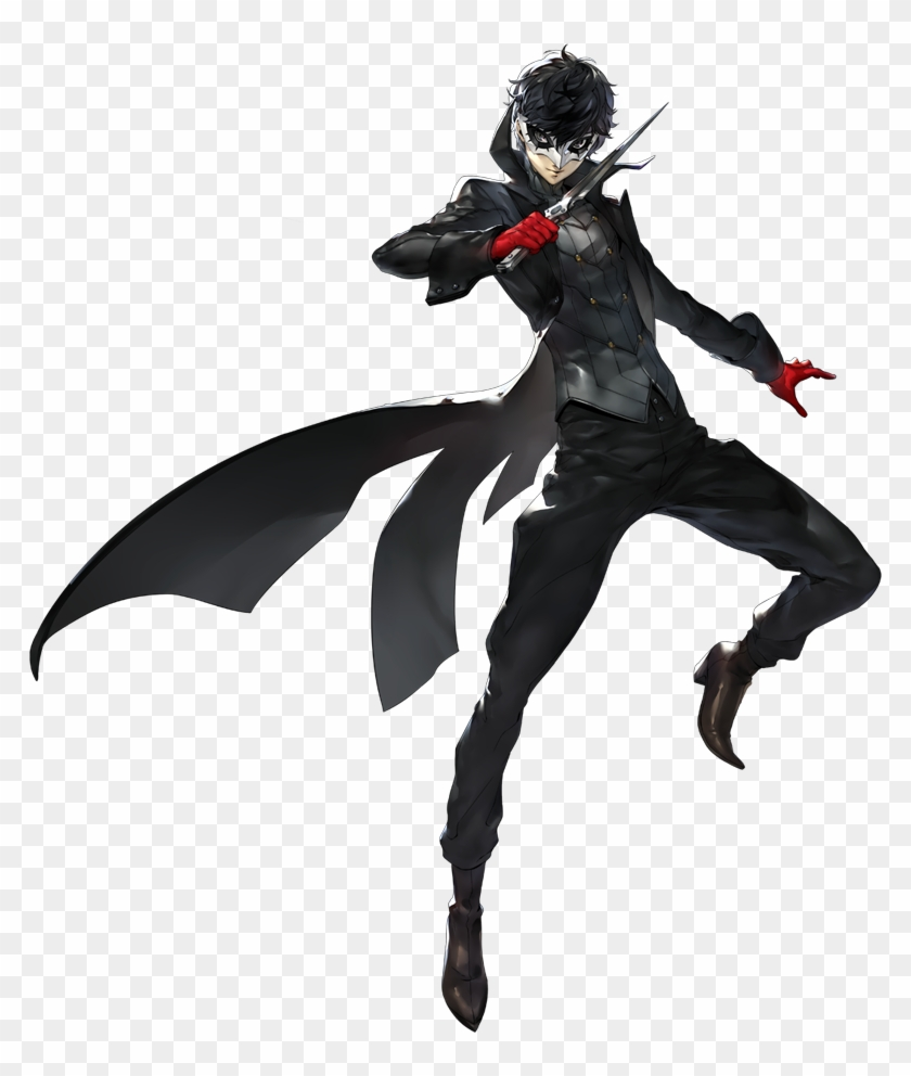 Png Hd Wallpaper And Background Photos Persona 5 Joker Full Body Clipart 121892 Pikpng