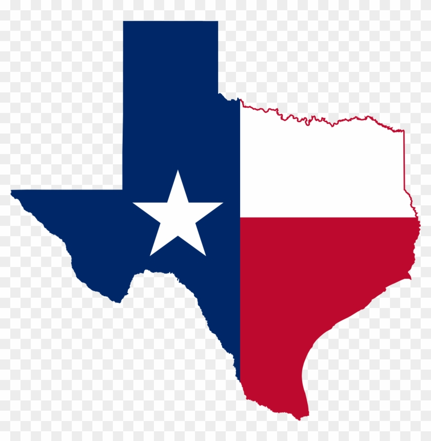 The - State Of Texas Clipart #122145
