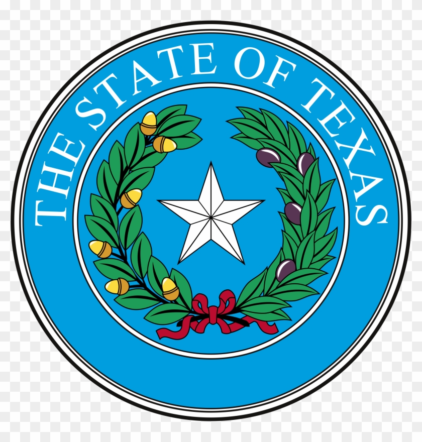 Texas State Seal Png - State Seal Of Texas Clipart #122259