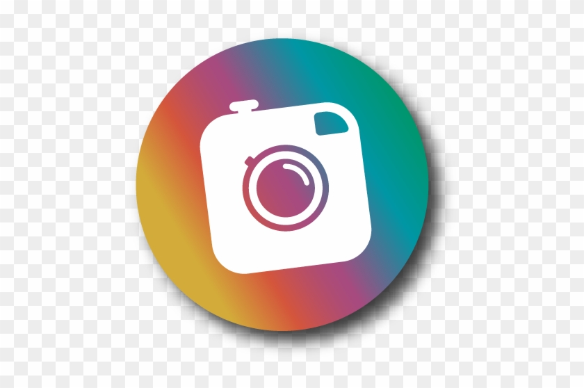 Follow Us On Instagram - Circle Clipart #123069