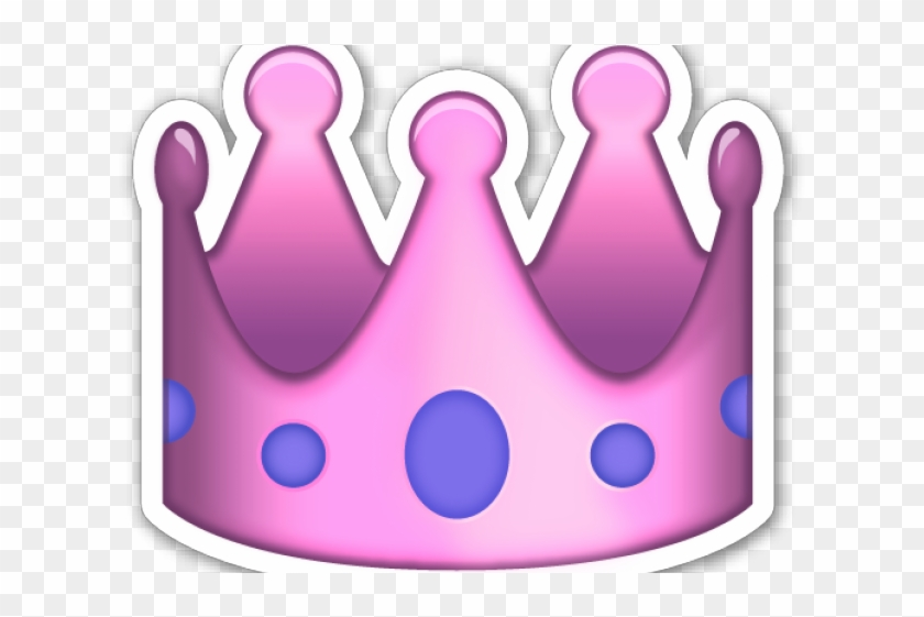 Drawn Crown Emoji - Emojis De Snapchat Png Clipart #127708