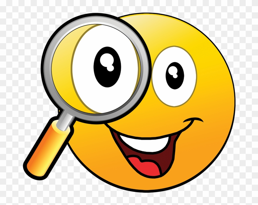 Emoji Magnifying Glass Emoji With Magnifying Glass Clipart 128048 Pikpng