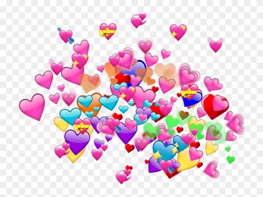 Heart Emoji Meme Png Clipart 128276 Pikpng