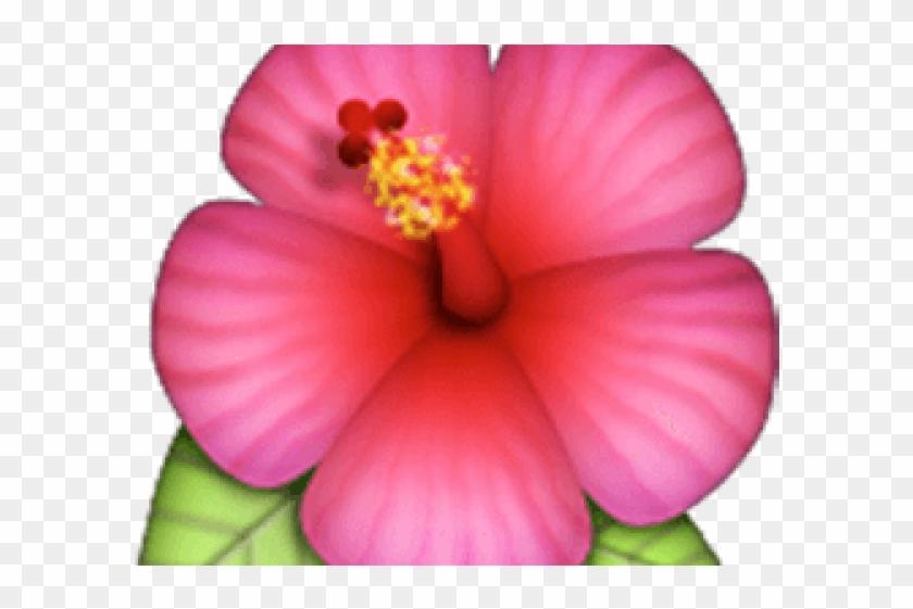 Emoji Transparent Background Flower Clipart #128530
