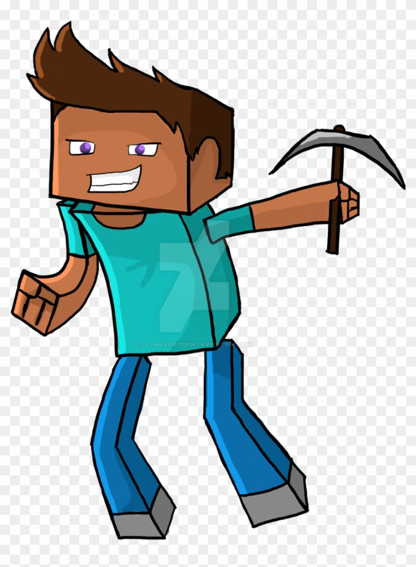 Minecraft Steve Clipart At Free For Personal Use Png Skin Minecraft Cartoon Steve Transparent Png 1203740 Pikpng