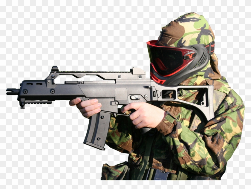 Https - //upload - Wikimedia - 47 /1024px Ak - Airsoft Png Clipart #1204489