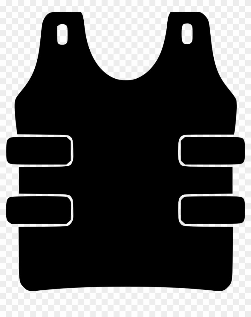 Graphic Download Bulletproof Png Images Ballistic - Bullet Proof Vest Icon Clipart #1206700