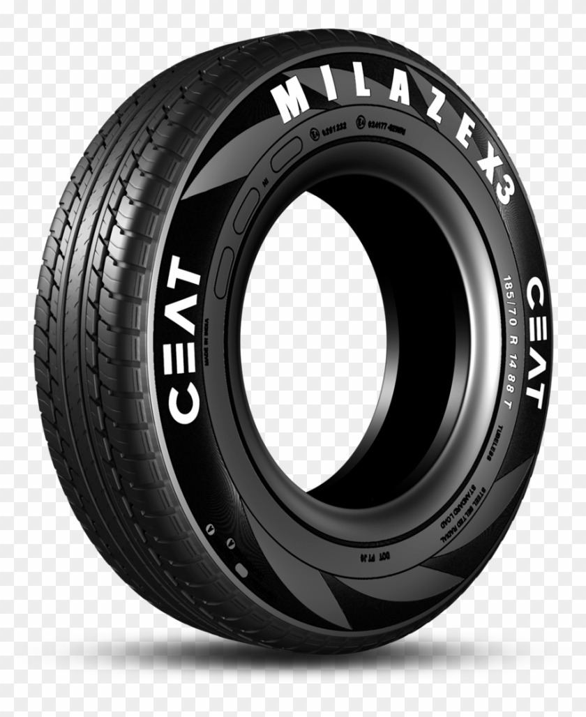 Ceat Milaze X3 Tyre Price India - Ceat Tyre Clipart #1214176