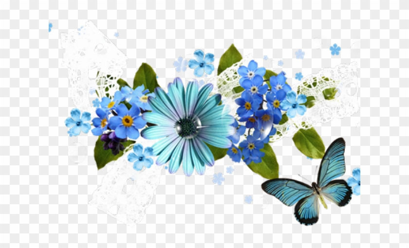 Transparent Spring Flowers Png Clipart #1218356