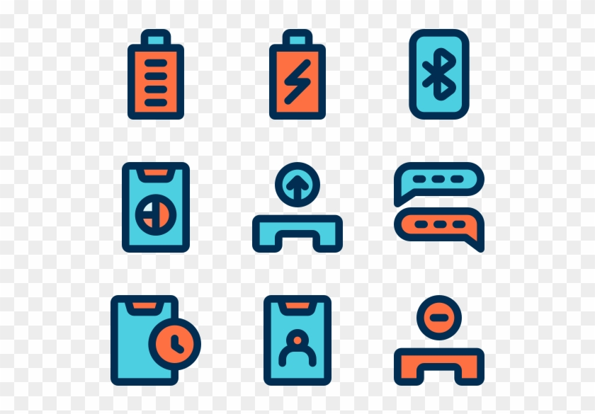 Smartphone - High School Vector Png Clipart #1220001