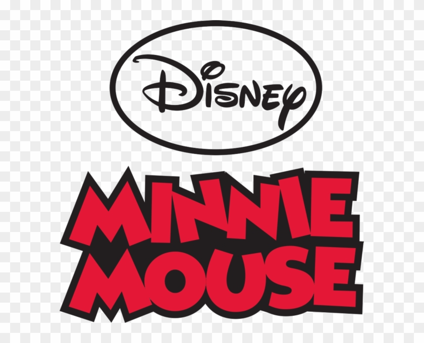 Minnie Mouse - Disney Logo For Minnie Mouse Clipart #1221563