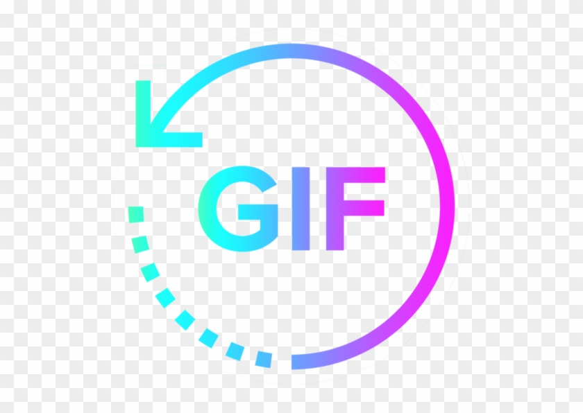 Create A Gif From A Video Or Images On The Mac App - Animated Gif Icon Png Clipart #1221631