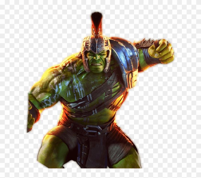 658 X 690 6 Thor Ragnarok Hulk Png Clipart 1224171 Pikpng
