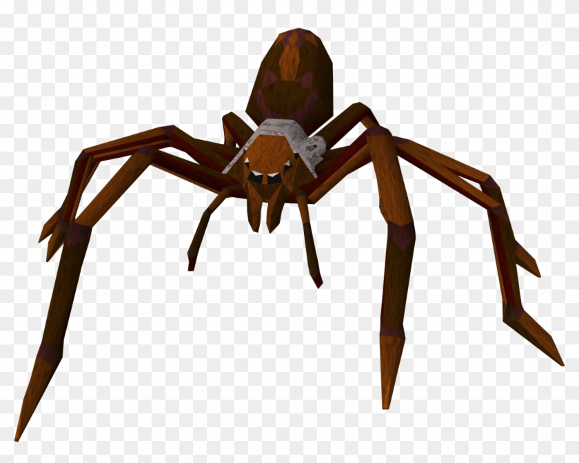 Picture Royalty Free Library Huge Runescape Wiki Fandom - Minecraft Giant Spider Clipart #1226770