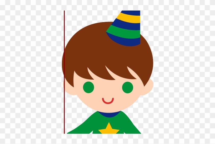Kid Wearing Cap Clip Art at Clker.com - vector clip art online, royalty  free & public domain