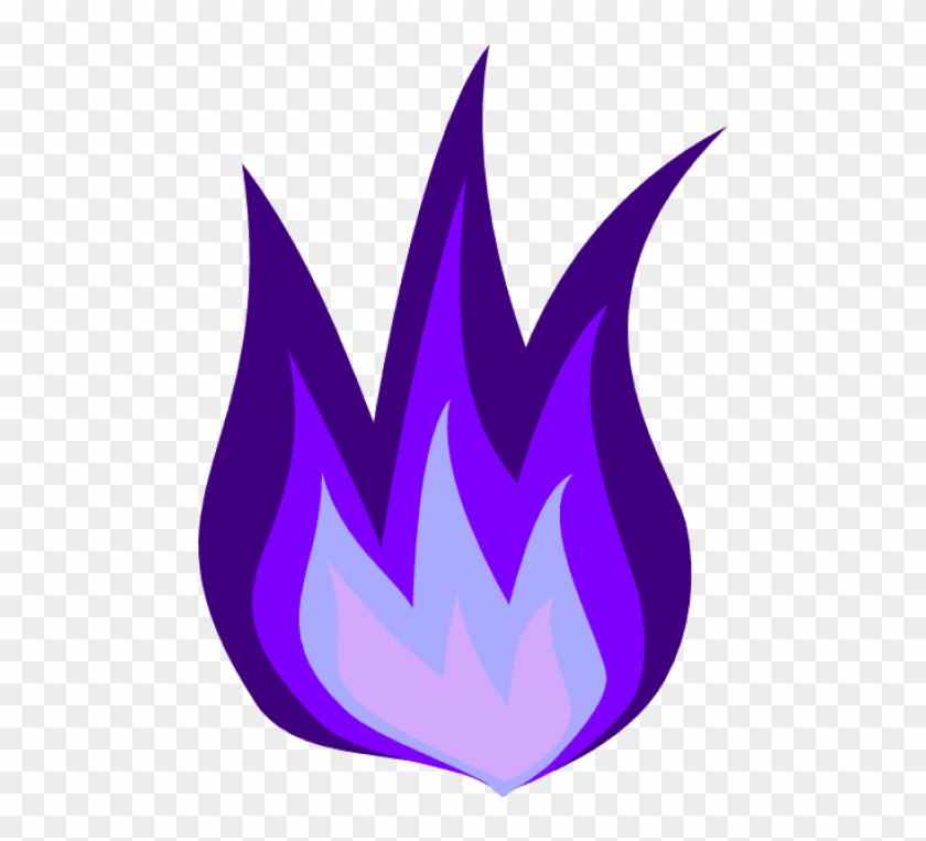 Free Png Download Purple Flames Png Images Background - Purple Fire Clipart Transparent Png #1234367