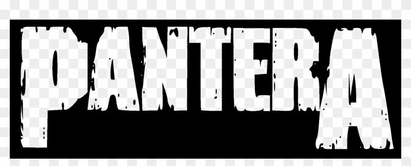 Pantera Logo Png - Metal Band Logo Png Clipart@pikpng.com