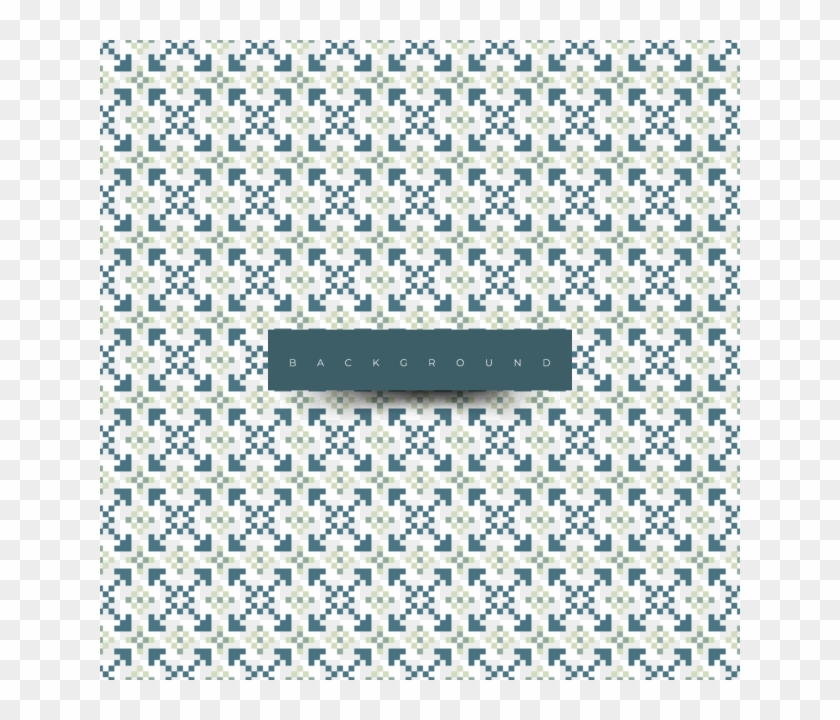 Trendy Pattern With Blue Color, Background, Texture, - Pattern Clipart #1240501