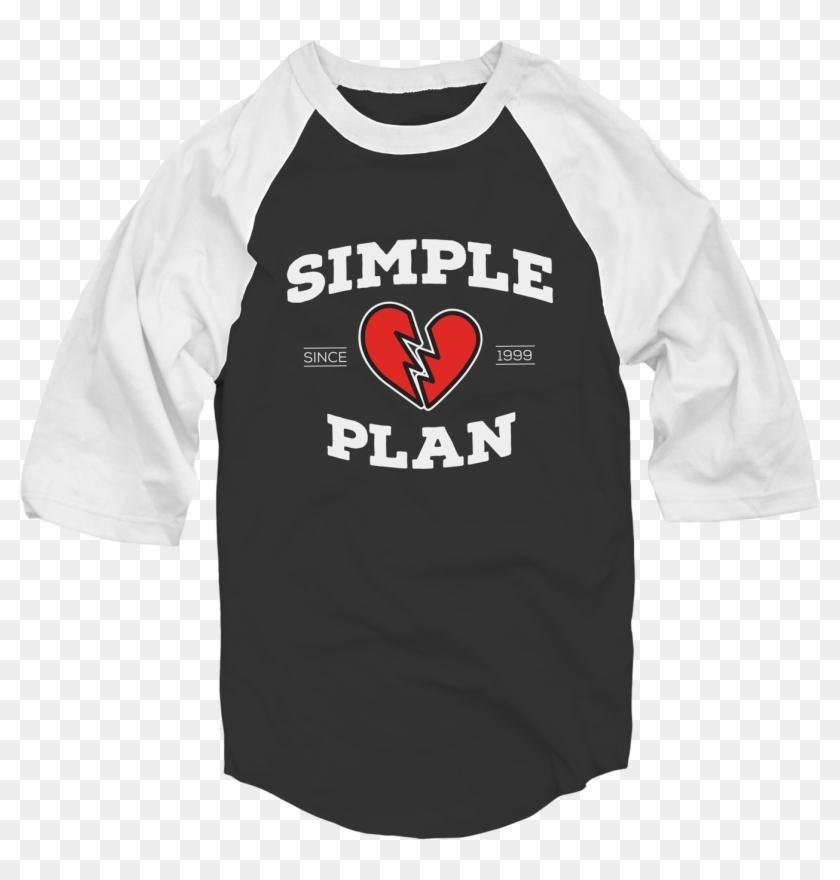 Broken Heart Since 1999 Baseball Tee $35 - Long-sleeved T-shirt Clipart #1244403