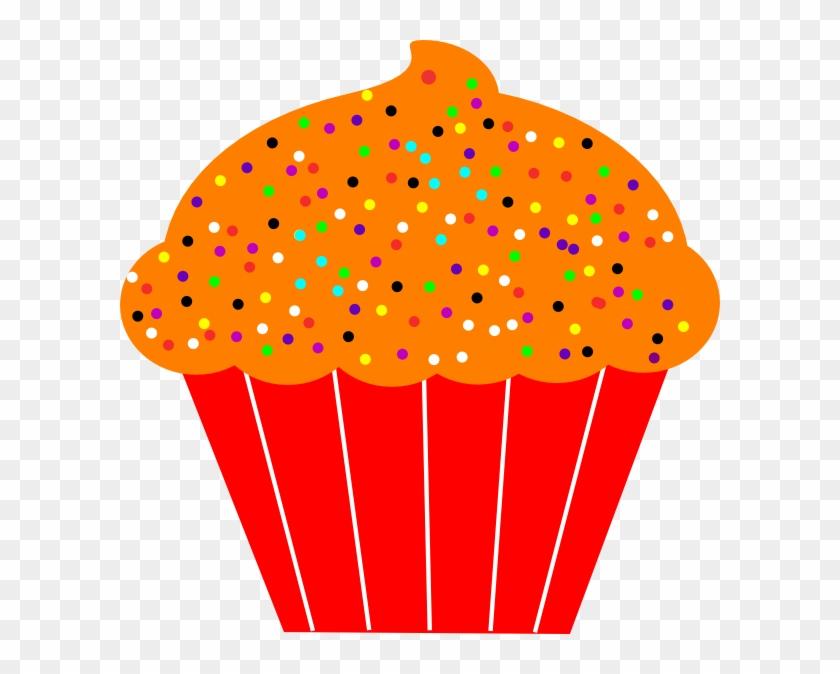 Cupcake Clipart Png - Black Cupcake Clip Art Transparent Png #1247049