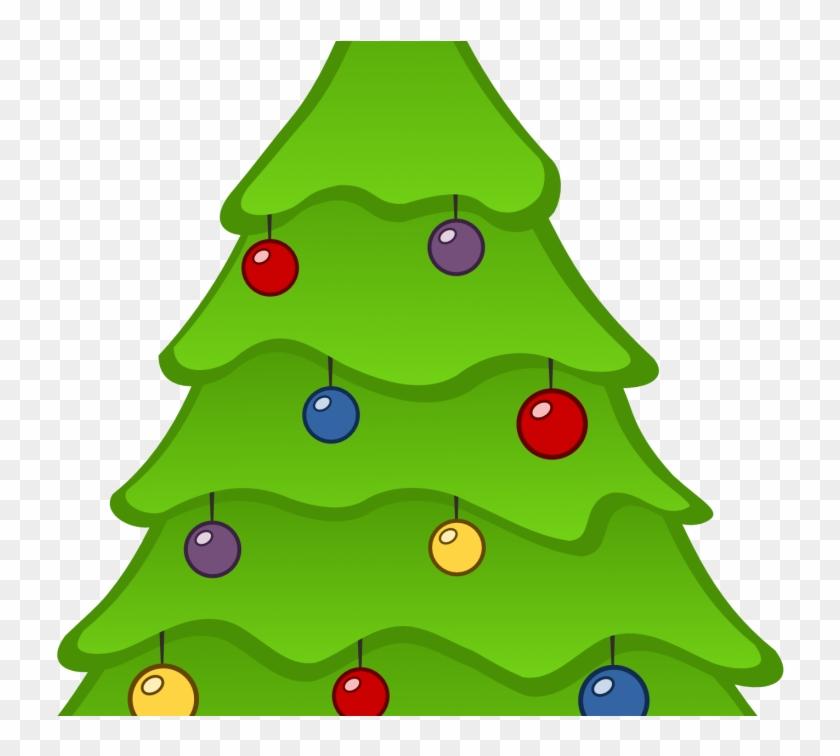 Year 1 & Year 2 Christmas Party - Christmas Tree Drawing Santa Claus Clipart #1248303