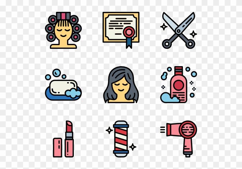 Hair Salon - Sport Equipment Clip Art Png Transparent Png #1250056