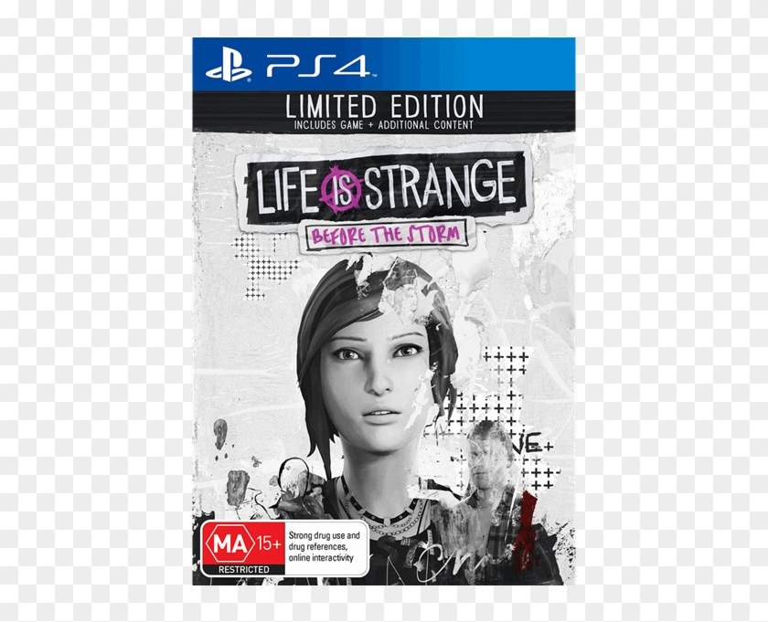 Life Is Strange - Life Is Strange Before The Storm Clipart #1250115
