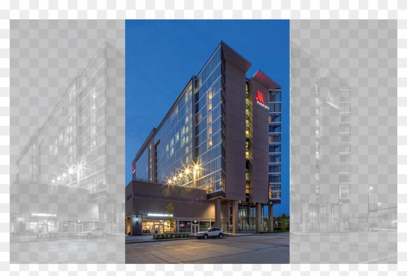 Commercial Building Clipart #1253038