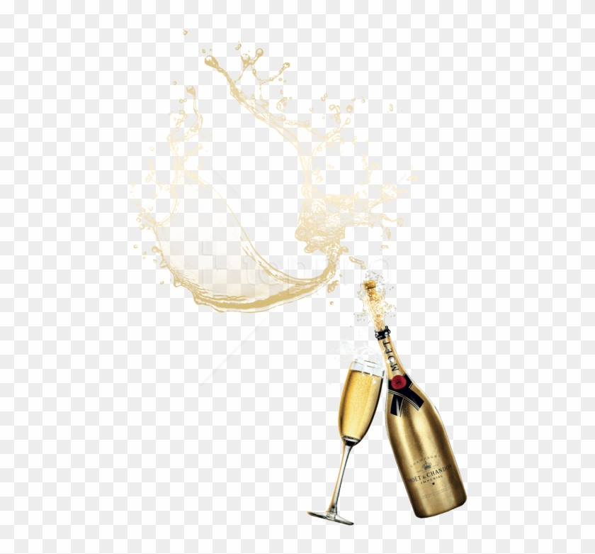 Free Png Champagne Popping Png Images Transparent - Champagne Bottle Popping Png Clipart #1262074