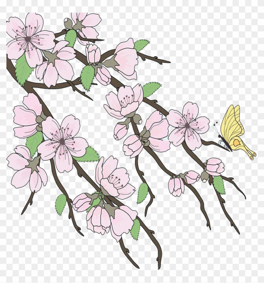 2362 X 2362 9 - Beautiful Drawings Branch Clipart #1267592