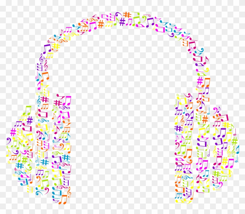 Clipart Colorful Music Notes Clipart No Background Png Download 1278559 Pikpng