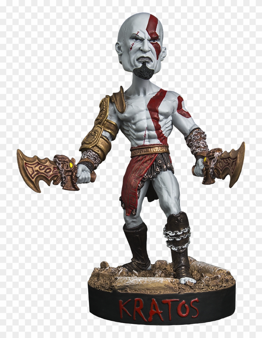 God Of War Kratos Png God Of War Bobblehead Transparent
