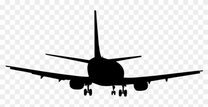 Picture Freeuse Airplane Silhouette Clipart Aeroplane Silhouette