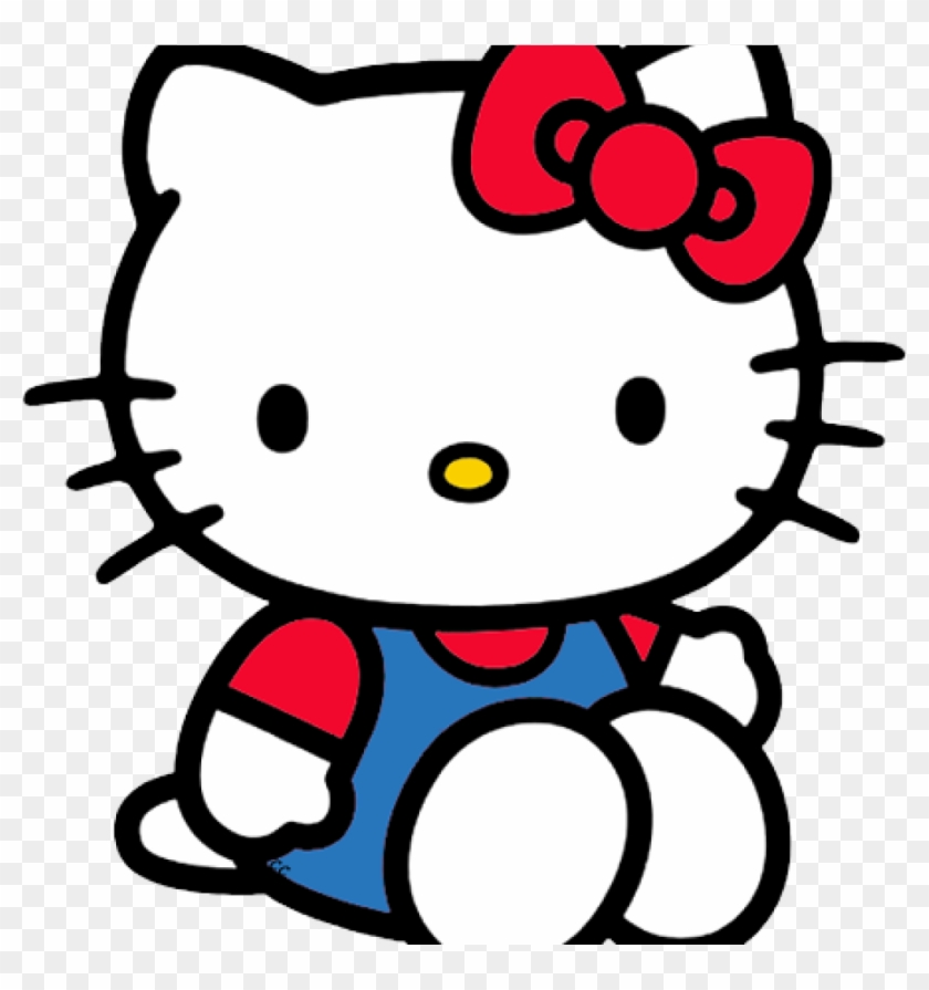 Clipart Hello Kitty Hello Kitty Clip Art Cartoon Clip Hello Kitty Logo Clipart Png Download 1282493 Pikpng