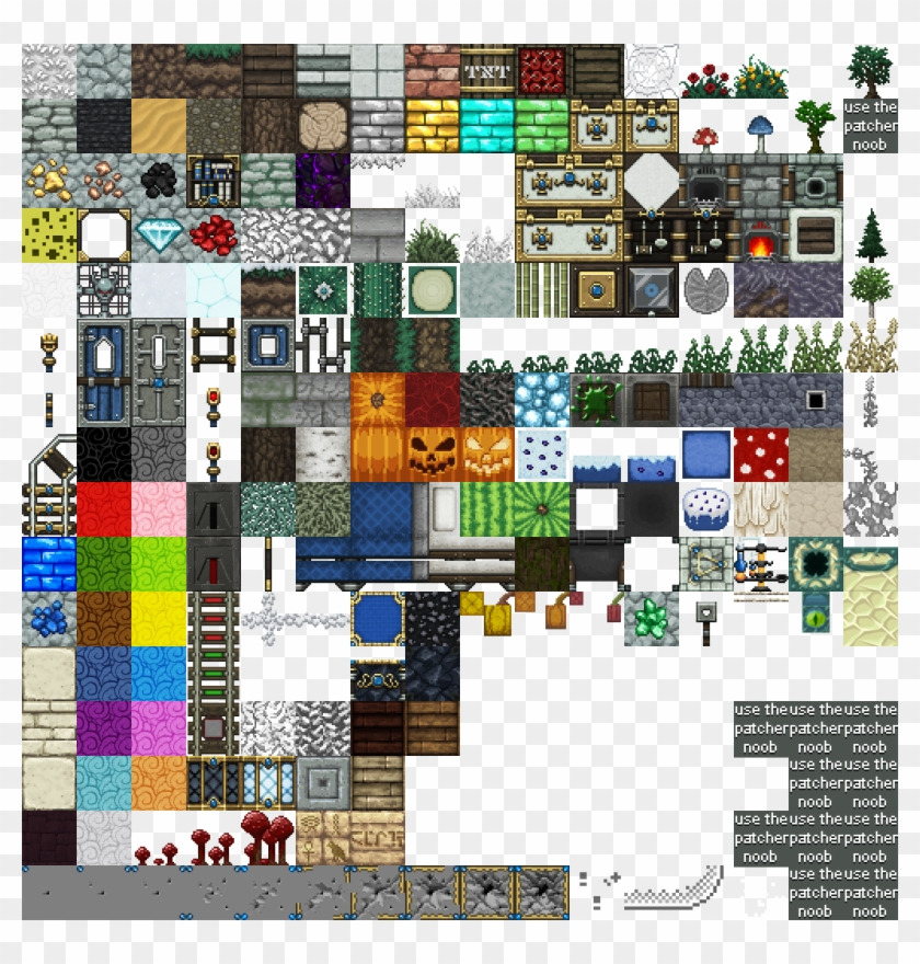 Example Textures From Equicraft - Minecraft Textures Png Clipart #1287154