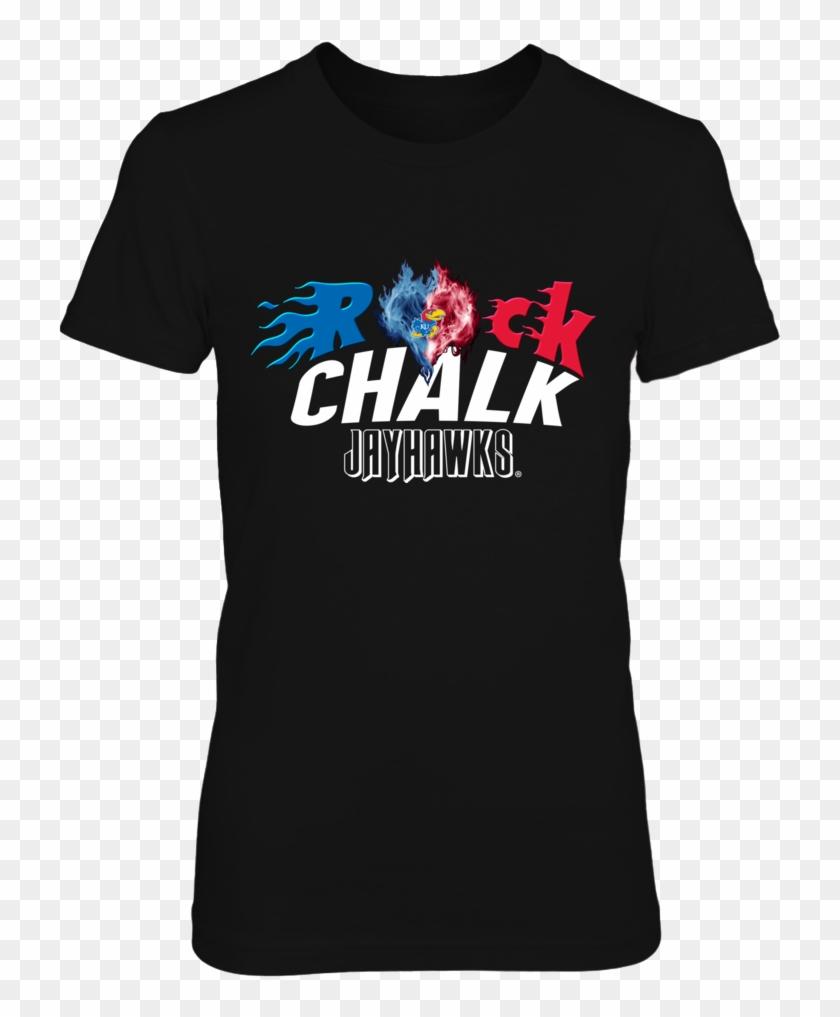 Rock Chalk Jayhawks - Bosco Chocolate T Shirt Clipart #1294369