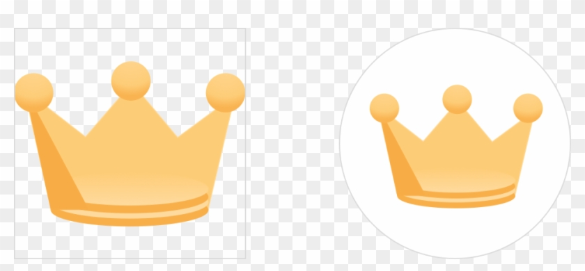 Musically Crown How To Get A Crown On Musical Ly In - Tik Tok Crown Png Clipart #133571