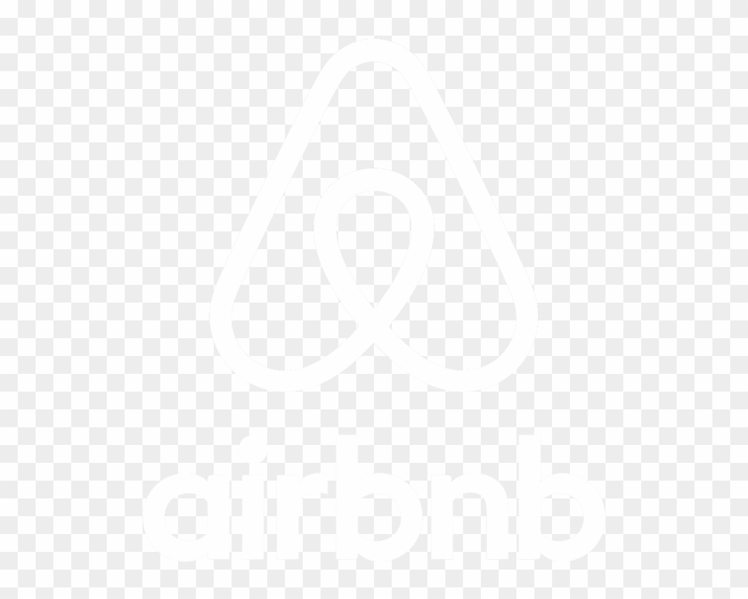 Airbnb Logo White Png Airbnb Clipart 133591 Pikpng