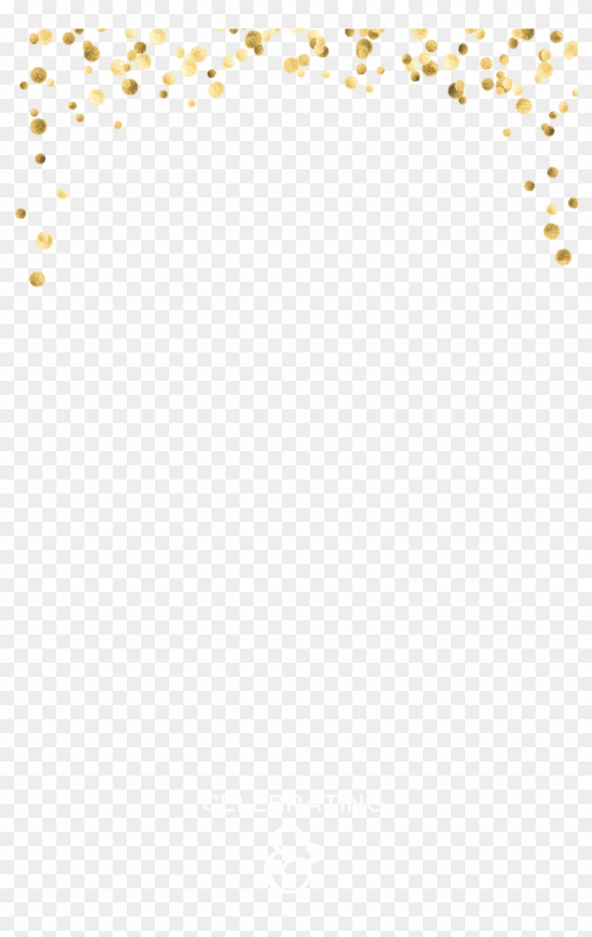 Gold Confetti Transparent - Gold Confetti Transparent Background Clipart@pikpng.com