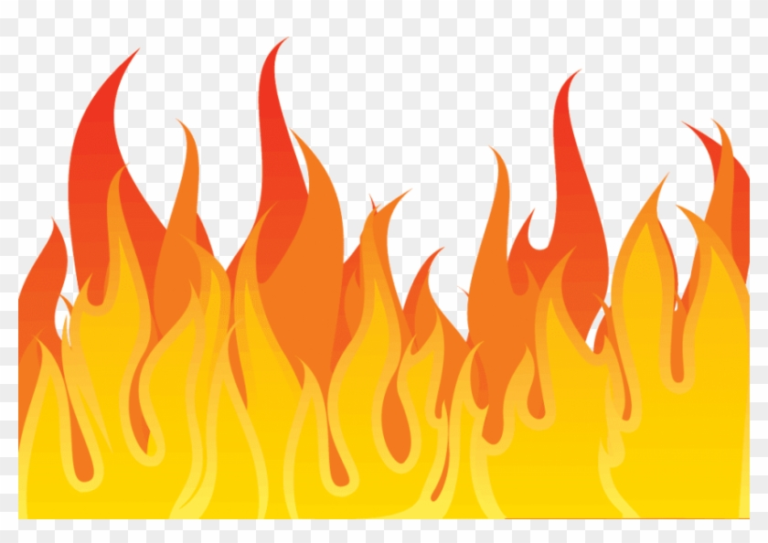 Free Png Download Flame Clipart Png Photo Png Images - Transparent Background Fire Clipart #134681