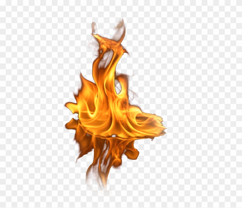Fire Flame Png Image Transparent - Fire Flame In Png Clipart #134815