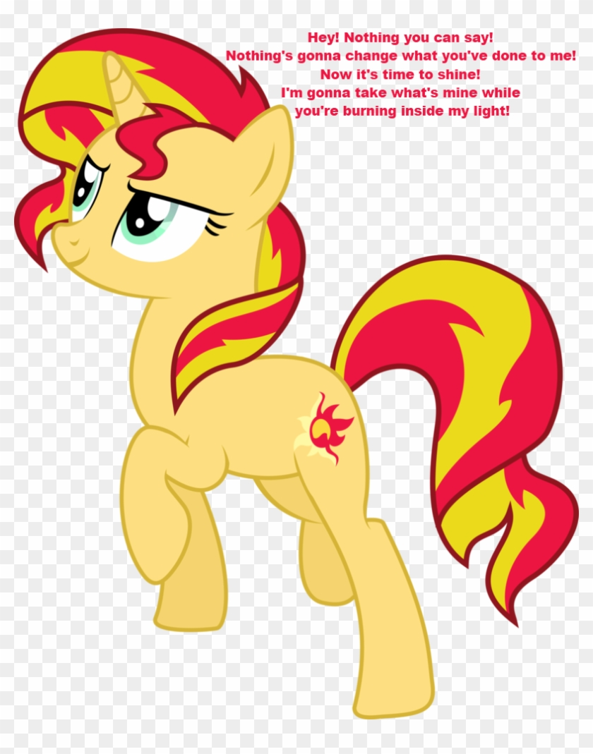 Burn In My Light, Mercy Drive, Pony, Randy Orton, Safe, - Character Of My Little Pony Clipart #135223