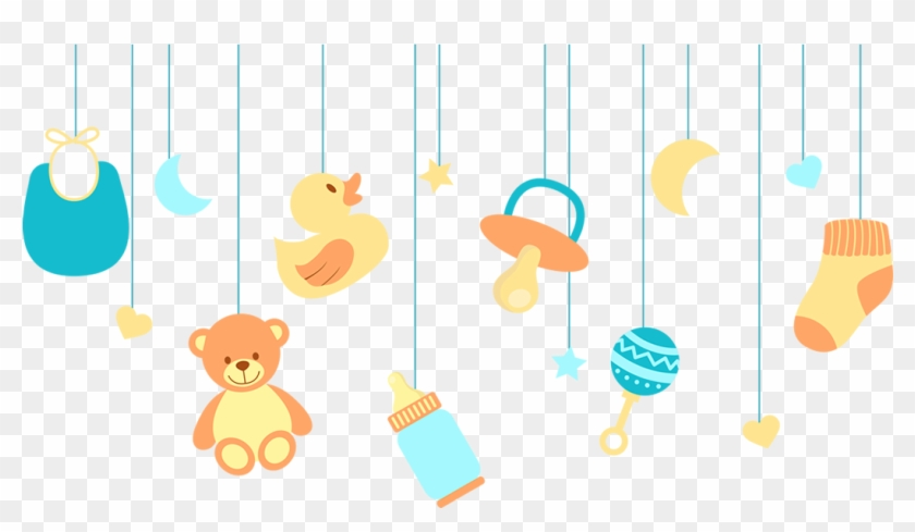 Baby Shower Text Png - Infant Clipart #137254