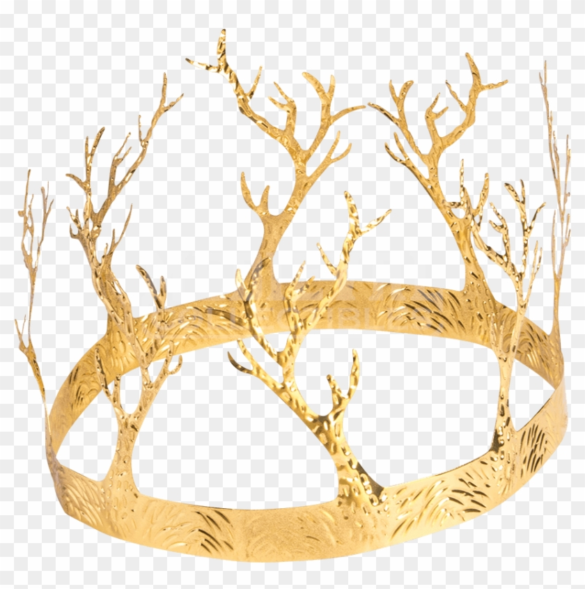 Gilded Forest Kings Crown - Crown Clipart #138830