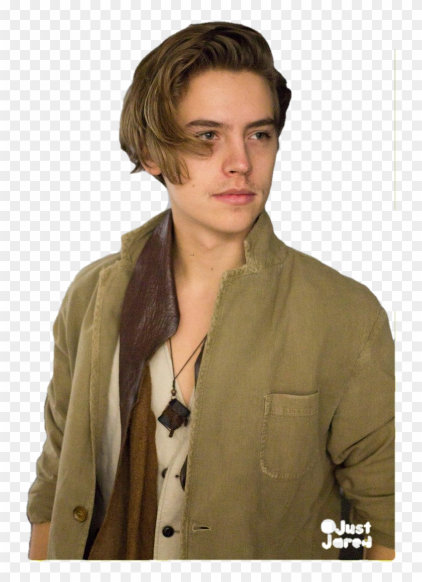 Leonardo Dicaprio Png Image Background Dylan Sprouse Short Hair Clipart 1304574 Pikpng