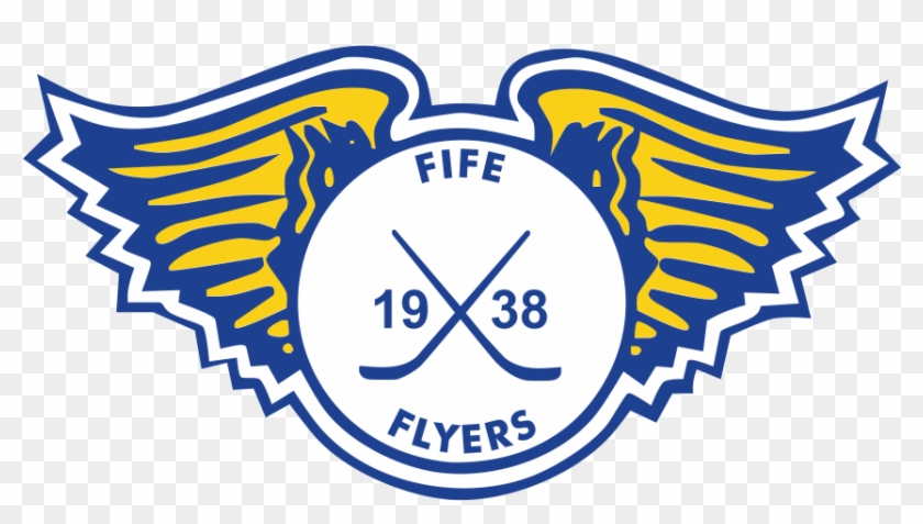 Download - Fife Flyers Logo Clipart #1305801