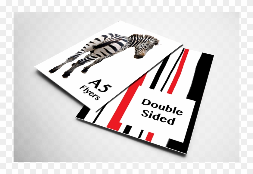 A5 Flyers - A5 Double Sided Flyers Clipart #1306242