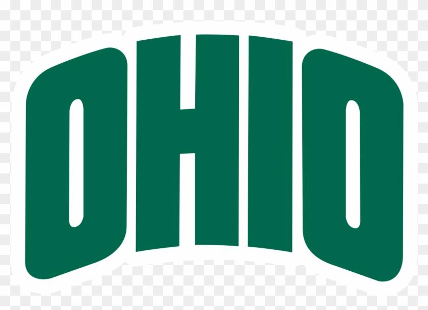 Ohio Bobcats Football - Transparent Ohio University Logo Clipart #1307538