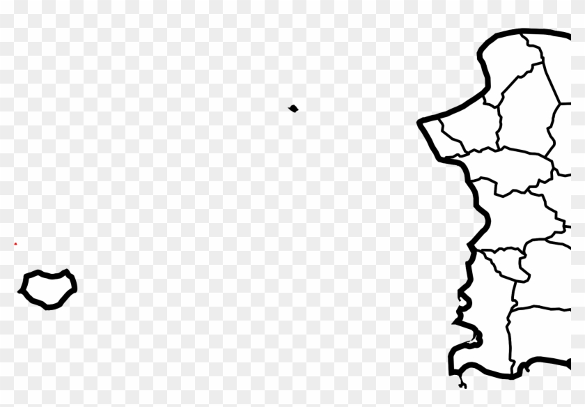 Clipart Freeuse Library File Map Of Puerto Rico Highlighting - Puerto Rico Map Coloring Pages - Png Download #1308029
